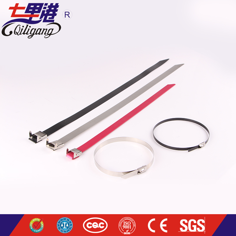 2017 most popular stainless steel cable tie