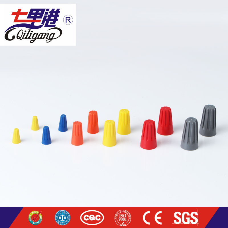 China manufacturer wire end cap