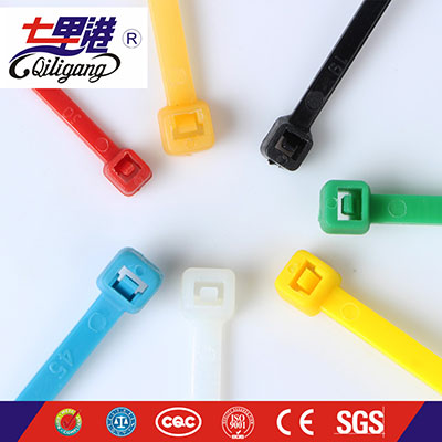 Nylon 66 reusable cable tie